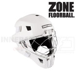 Zone Goalie Mask MONSTER CAT EYE CAGE all white