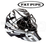 Fat Pipe GK Helmet white