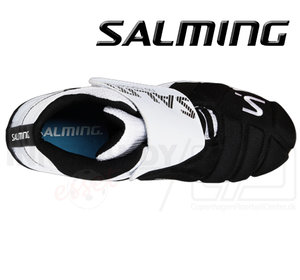 Salming Slide 5 Goalie Shoe white/black