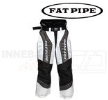 Fat Pipe GK Pants white/black