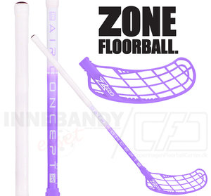 Zone Force Air JR 35 white/violet (TS)