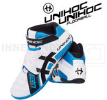 Unihoc U3 Goalie white / blue