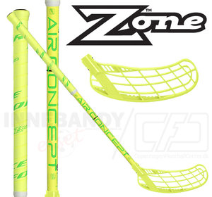 Zone Force Air JR 35 neon yellow