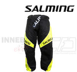 Salming Cross Goalie Pants - Neongul