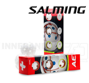 Salming Aero+ 4-pack White