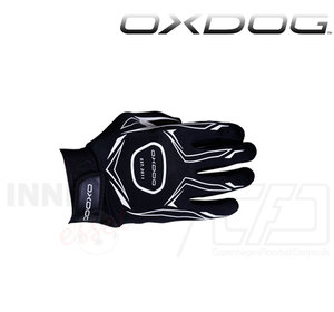 Oxdog Goalie Gloves Vapor Junior Black/White