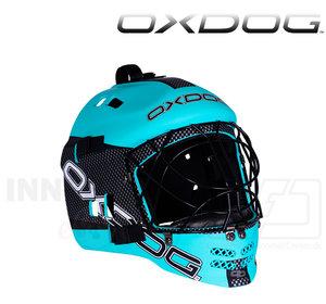Oxdog Vapor Helmet JR Tiff Blue