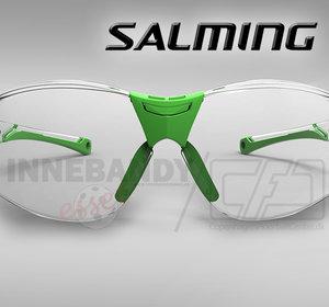 Salming Split Vision Junior green