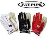 Fat Pipe Goalie Gloves - Leather