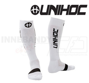Unihoc Sock Badge - White