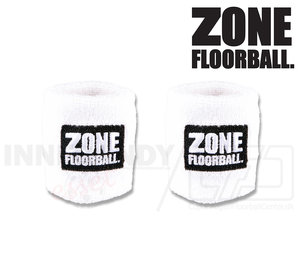 Zone Wristband Retro 2-pack white