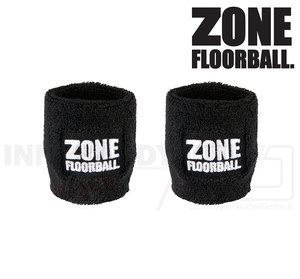 Zone Wristband Retro 2-pack black