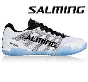 Salming Hawk Shoe Men white/blue