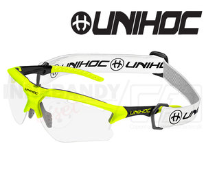 Unihoc Eyewear X-Ray Junior yellow / black