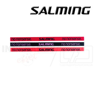 SALMING Hairband 3-pack coral/mixed